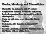 monks monkery and monasticism1