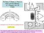 w paul f anton l paul s paul and w mampe z f physik c 45 25 1989