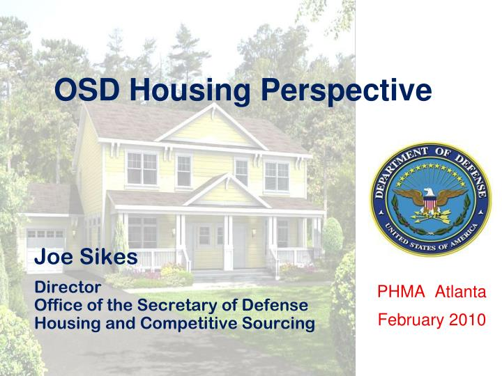 osd housing perspective n.
