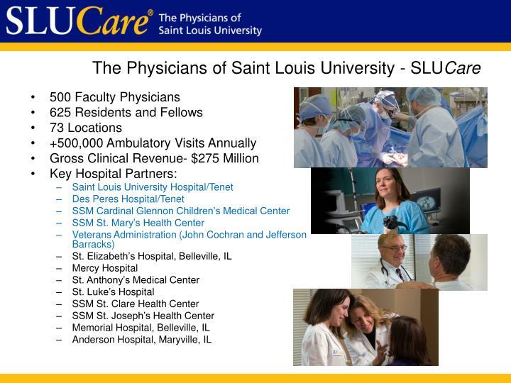 The Physicians of Saint Louis University - SLU