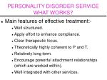 personality disorder service what works1