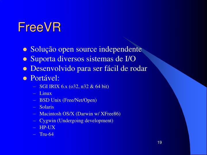FreeVR