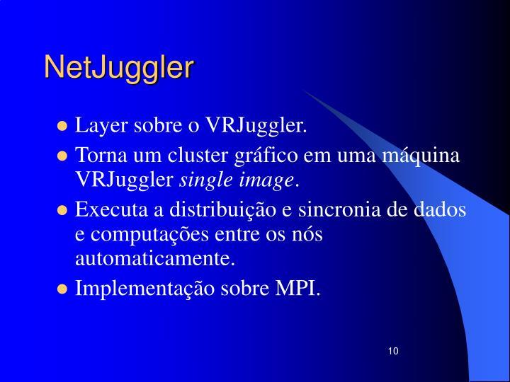 NetJuggler