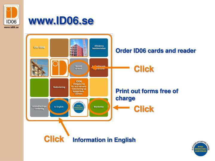 www.ID06.se
