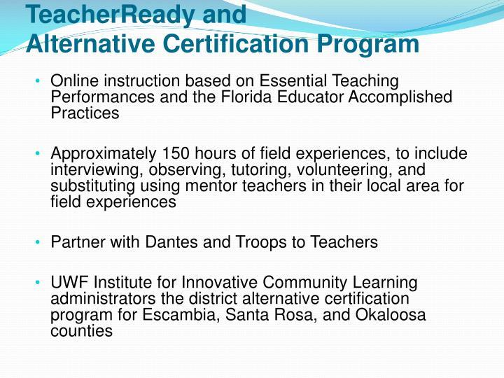 TeacherReady and