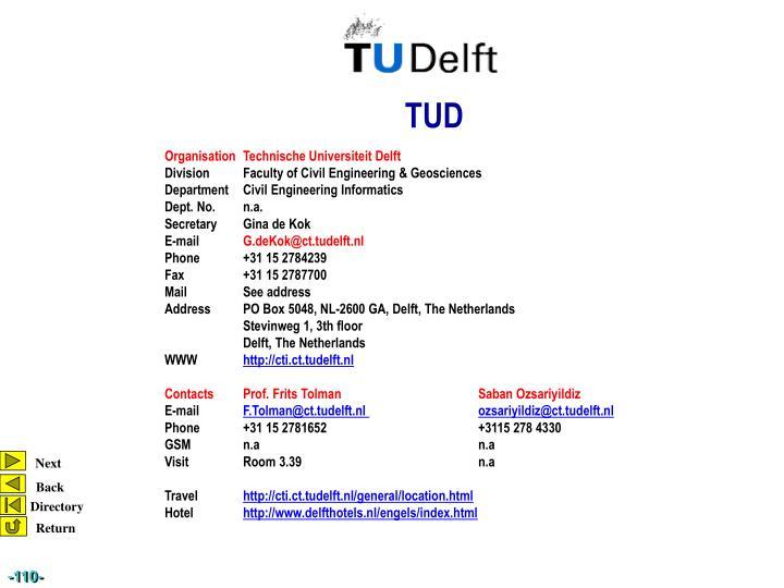 OrganisationTechnische Universiteit Delft