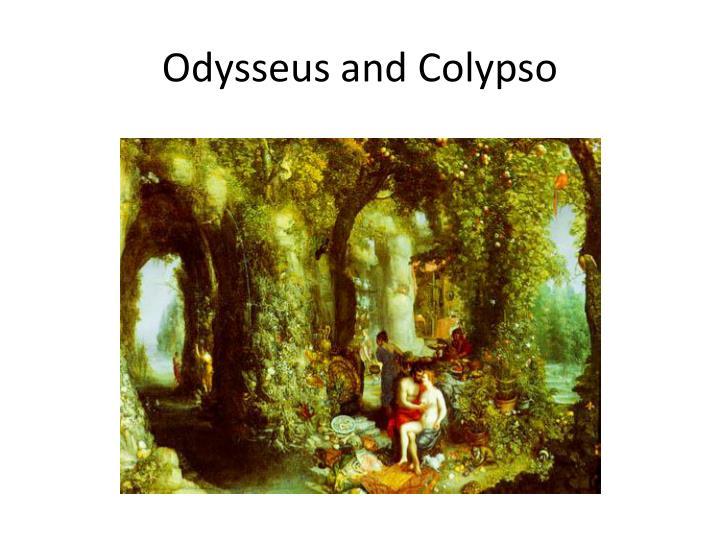 Odysseus and Colypso