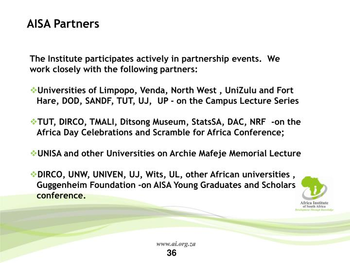 AISA Partners