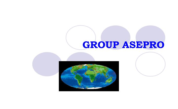 group asepro n.