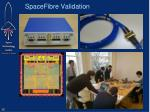 spacefibre validation
