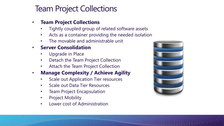 Team Project Collections