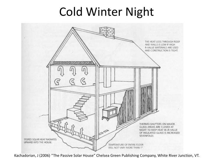 Cold Winter Night