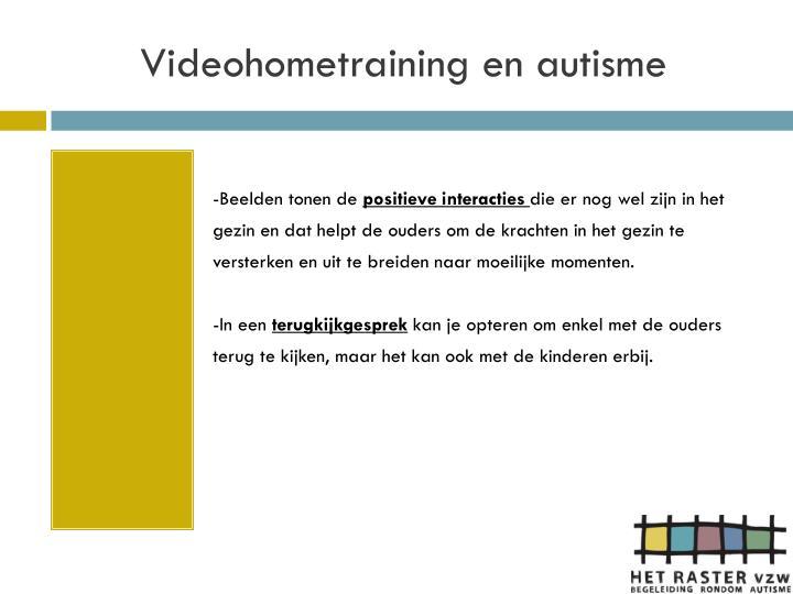 Videohometraining