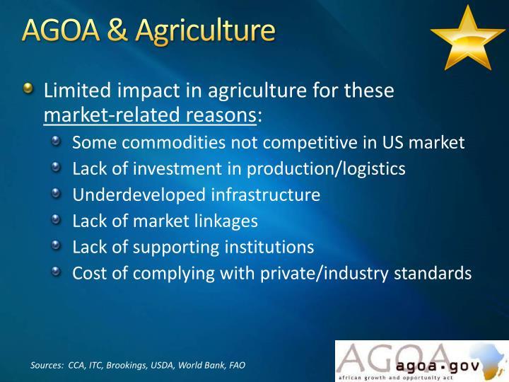 Agoa agriculture1