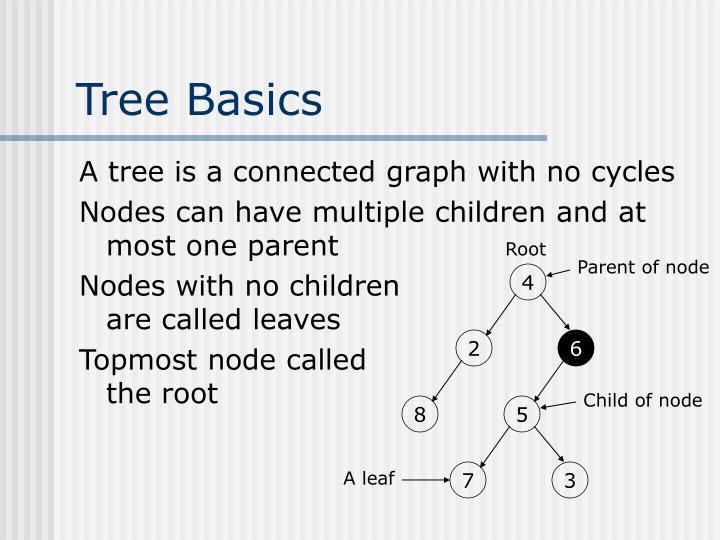 Tree Basics
