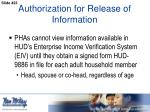 authorization for release of information2