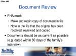 document review3