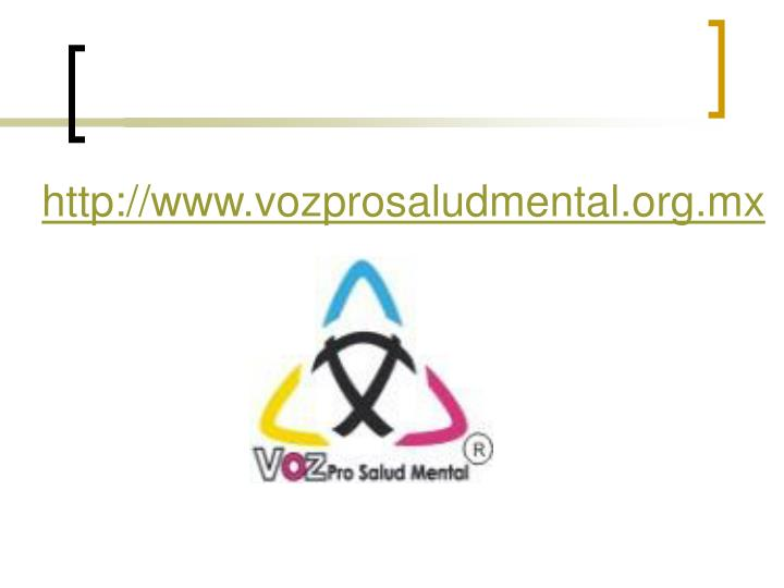 http://www.vozprosaludmental.org.mx