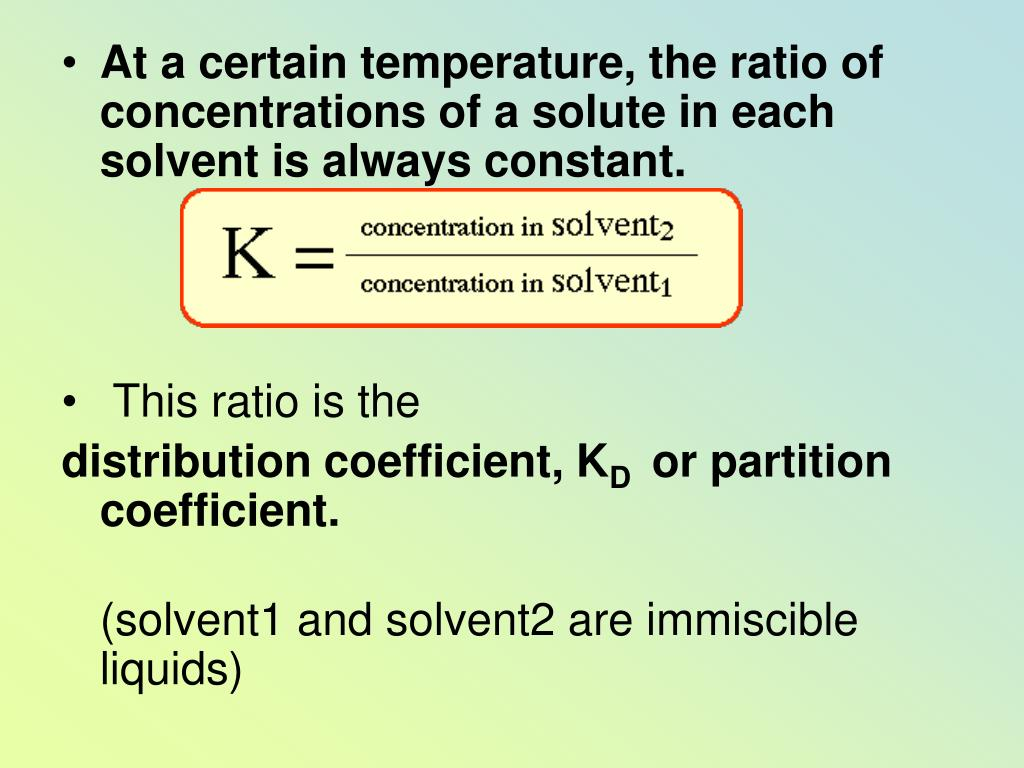 Ppt Solvent Extraction Powerpoint Presentation Free Download Id 6724643