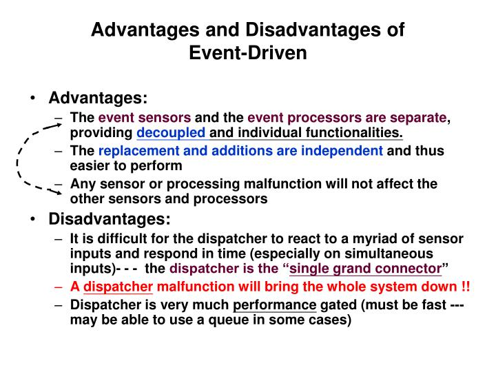 Advantages and Disadvantages of