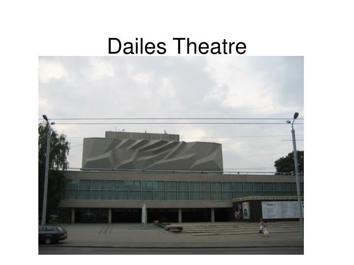 Dailes Theatre