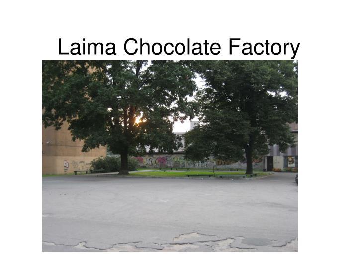 Laima Chocolate Factory