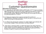 customer questionnaire2