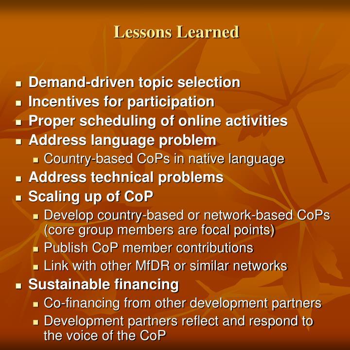 Demand-driven topic selection
