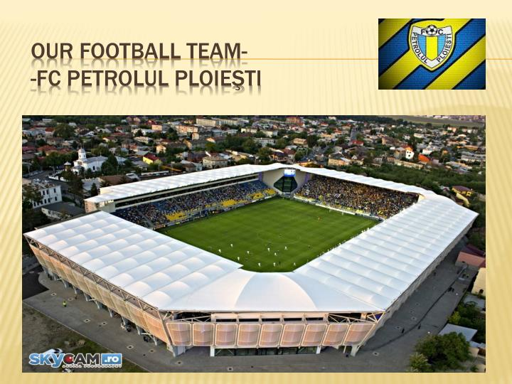 Our Football Team-