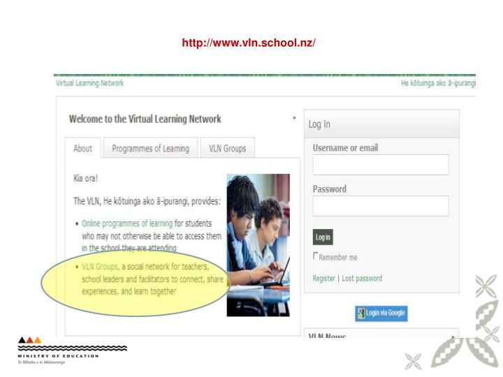 http://www.vln.school.nz/