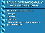 salud ocupacional y voz profesional12
