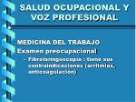 salud ocupacional y voz profesional15