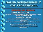 salud ocupacional y voz profesional21