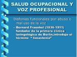 salud ocupacional y voz profesional25
