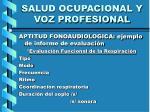 salud ocupacional y voz profesional6