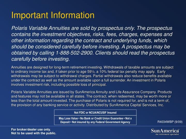 Not FDIC or NCUA/NCUSIF Insured