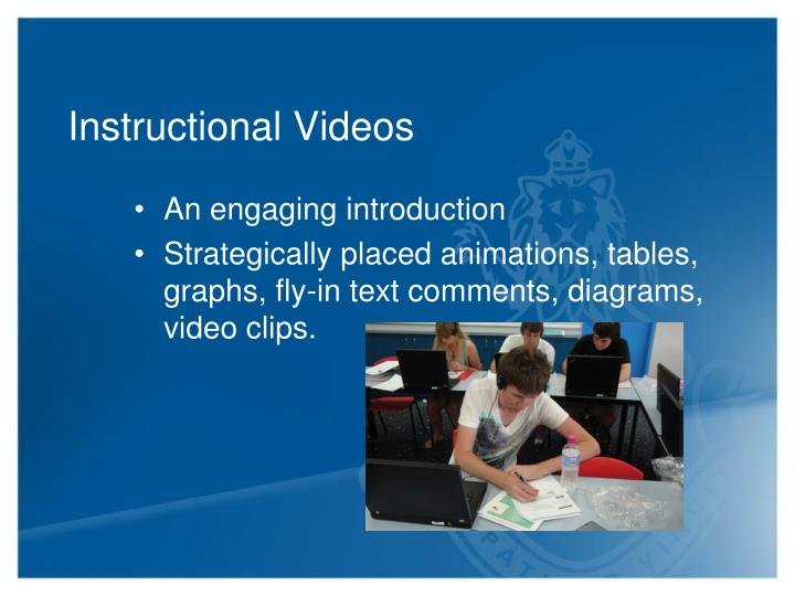 Instructional Videos