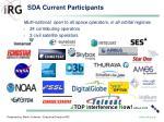 sda current participants
