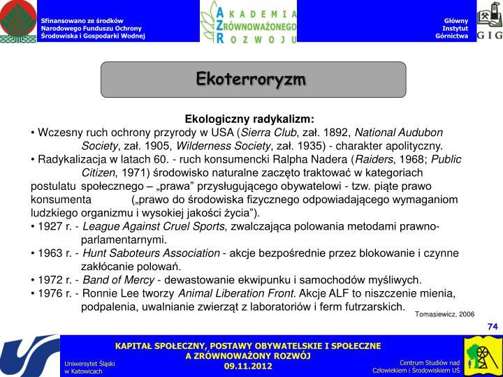 Ekoterroryzm