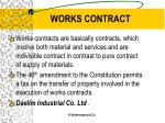 works contract1