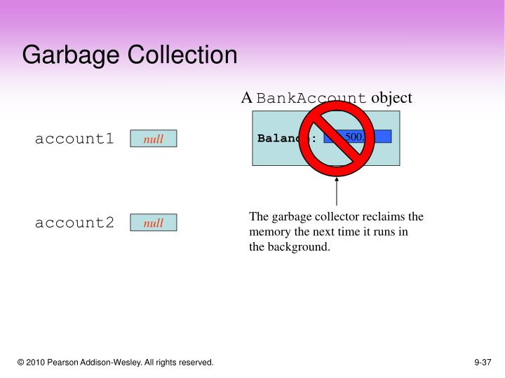 Garbage Collection