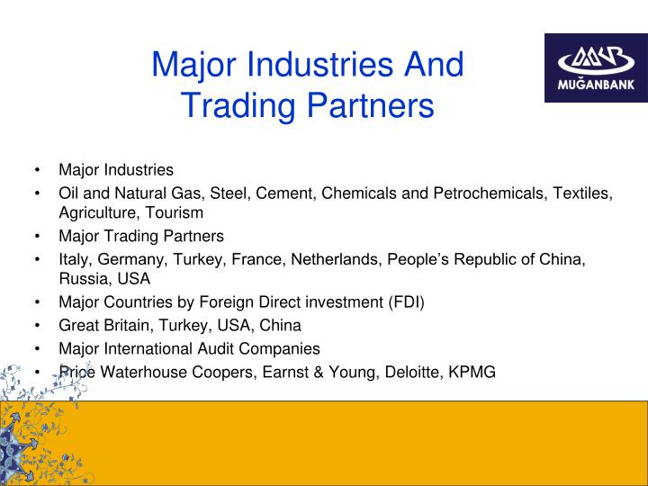 Major Industries And