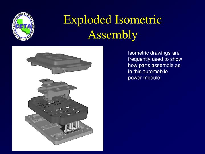 Exploded Isometric Assembly