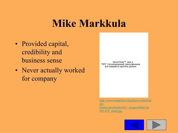 Mike Markkula