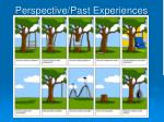 perspective past experiences