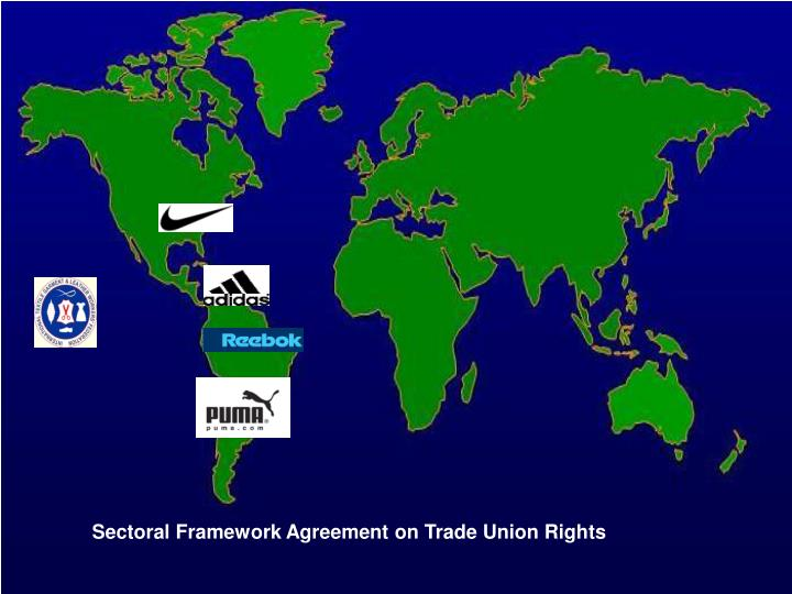 Sectoral Framework Agreement on Trade Union Rights