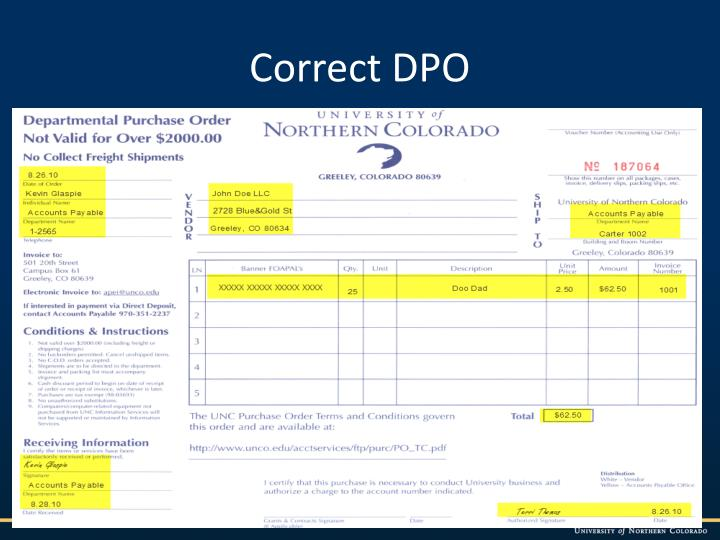 Correct DPO