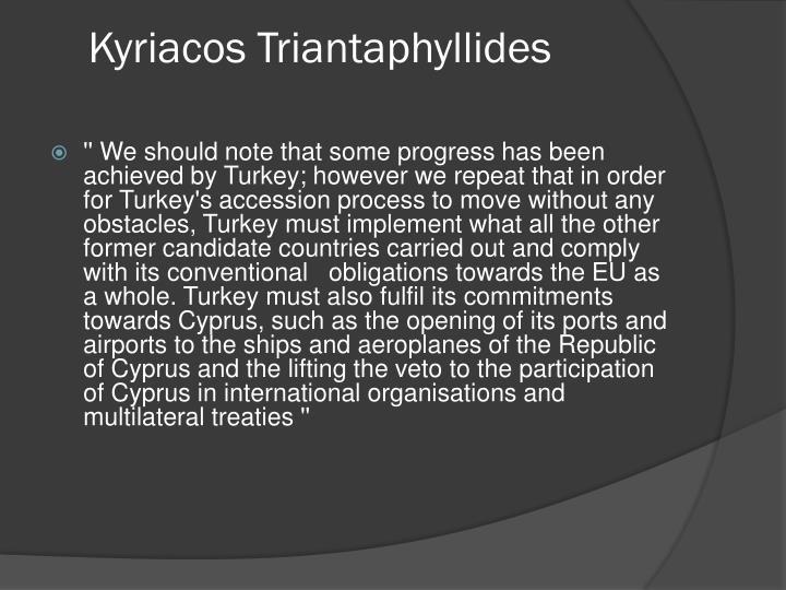 Kyriacos