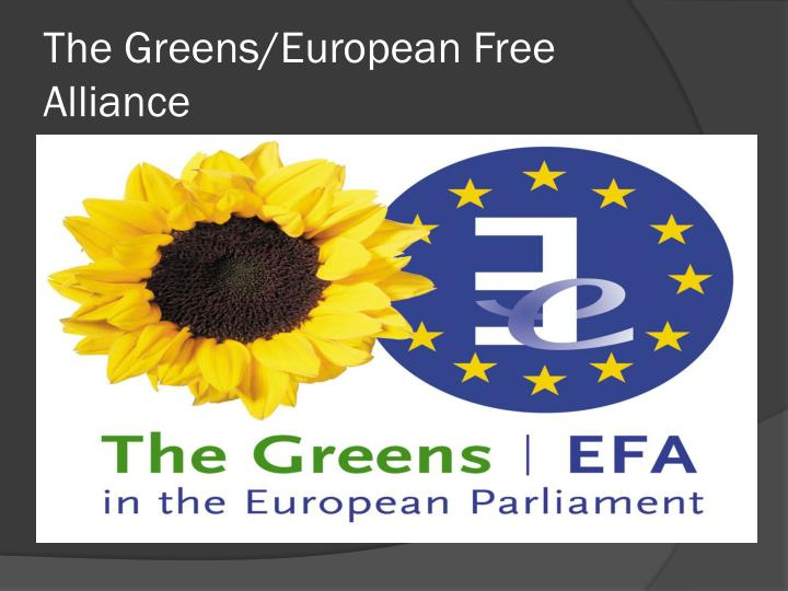 The Greens/European Free Alliance