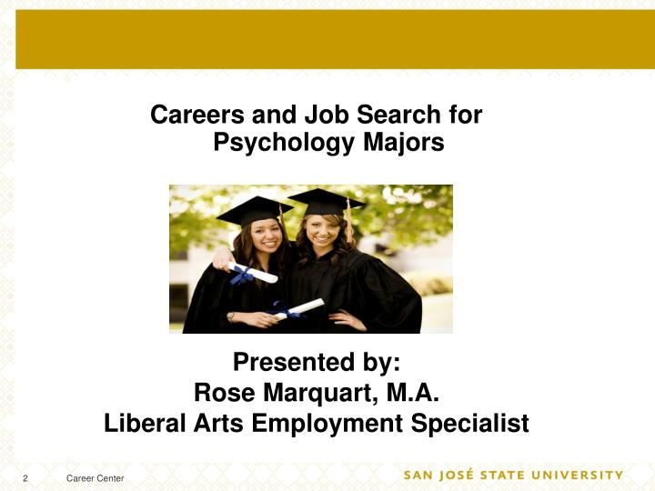 Careers and Job Search for